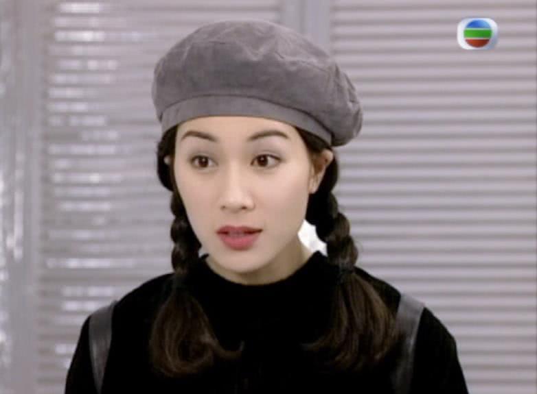 现在网红的流行发型,都是90年代香港女星玩剩下的图片
