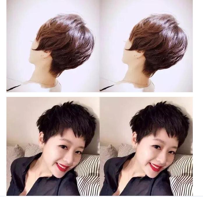 2018最新流行的女生短发发型趋势!你喜欢哪一款
