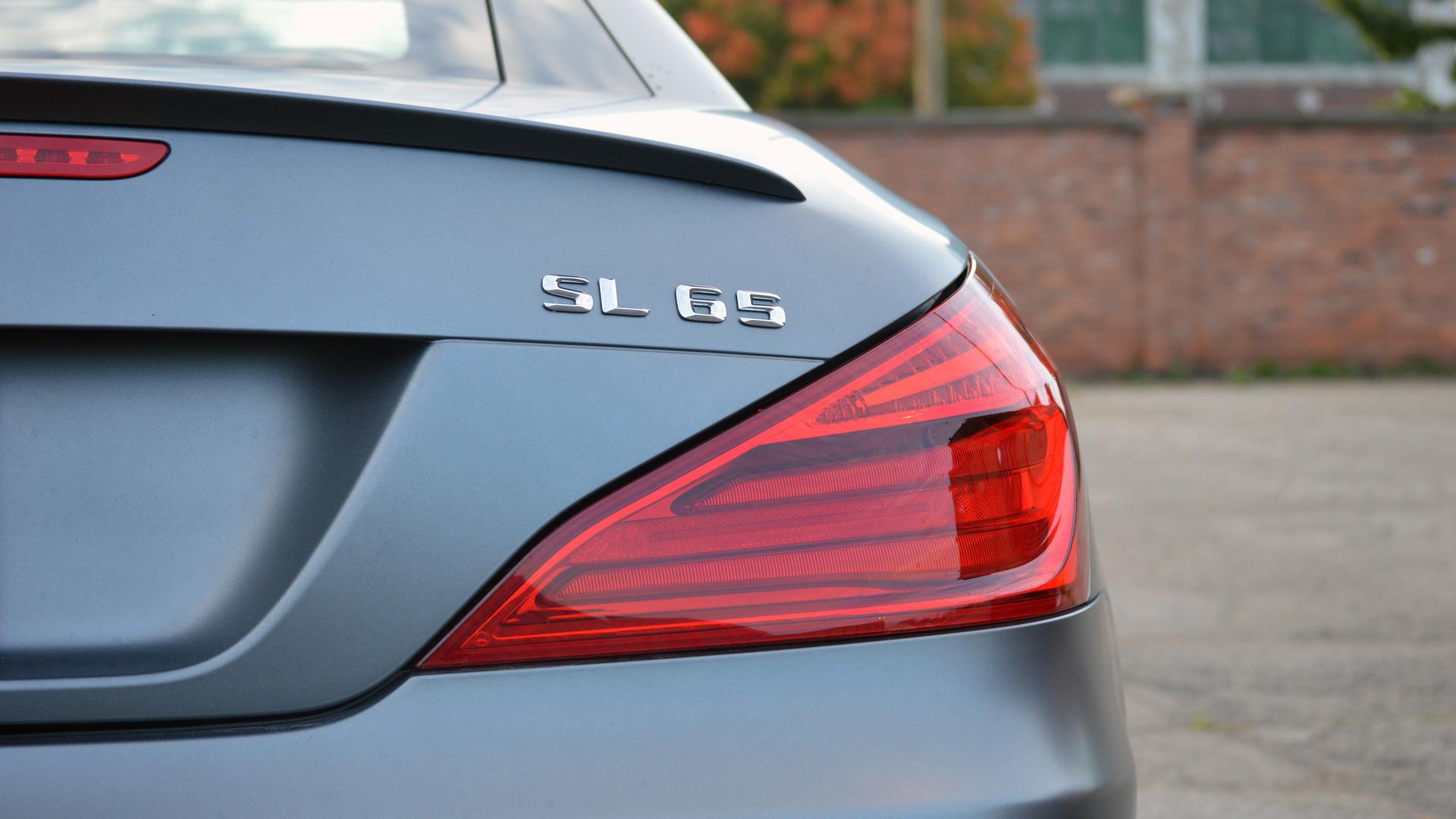 又一颗V12巨星陨落 梅赛德斯-AMG SL65即将停产
