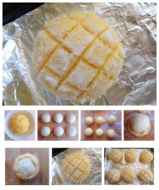 烘焙圈子:海量面包的花样造型做法~~花一样的面包,太给力了!
