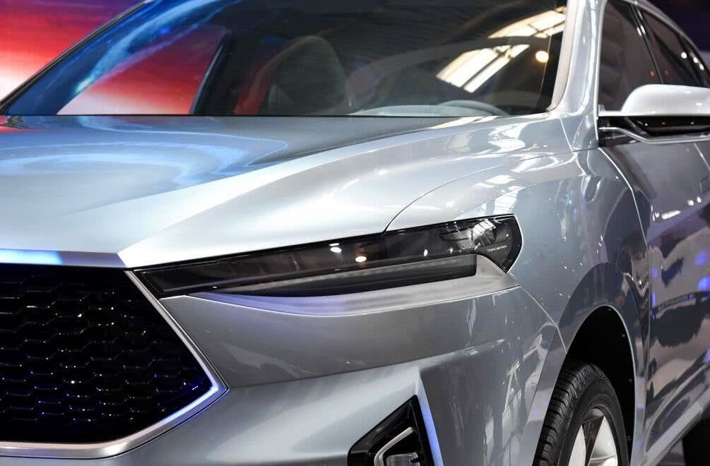 哈弗新车预售12万,档次不输Q5,载2.0T动力,油耗仅5L