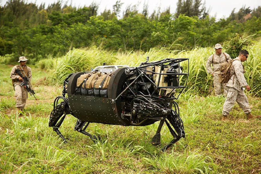 赶上美国!国产世界最强四足机器人曝光:所有技术全是自己造的!