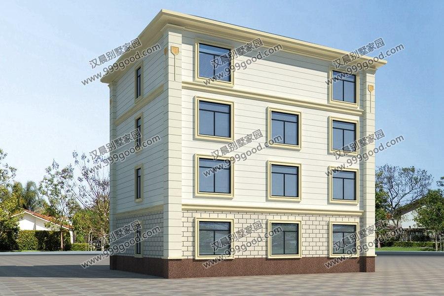 13.1X11.6米卧室4层字体设计,11间别墅久隆经典设计图片