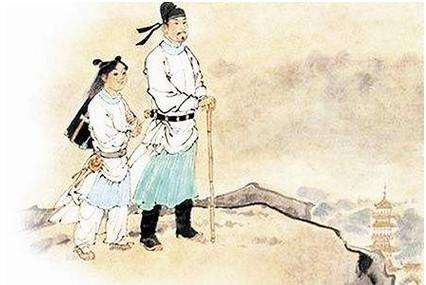 唐代一大诗人,语文课本都有他的诗,但他却是文坛第一图片