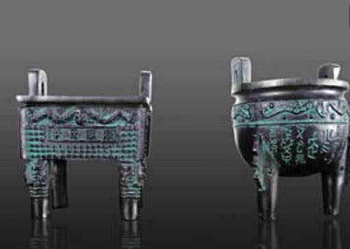 中国真正的镇国之宝: 九鼎和传国玉玺, 它们会重