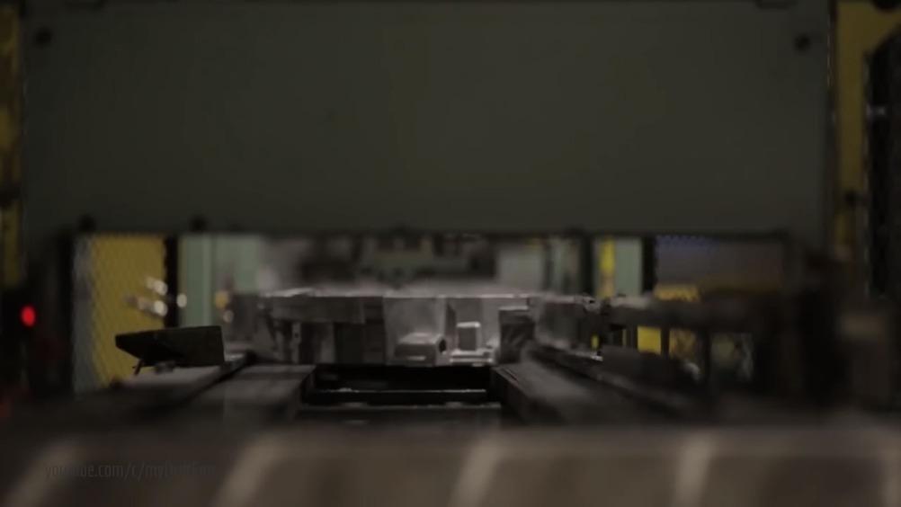 本田的变速器生产工厂~