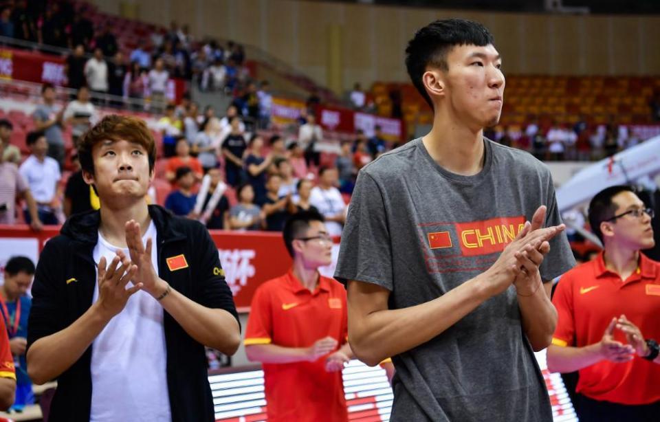 NBA官方:特批周琦小丁和克拉克森参加亚运会