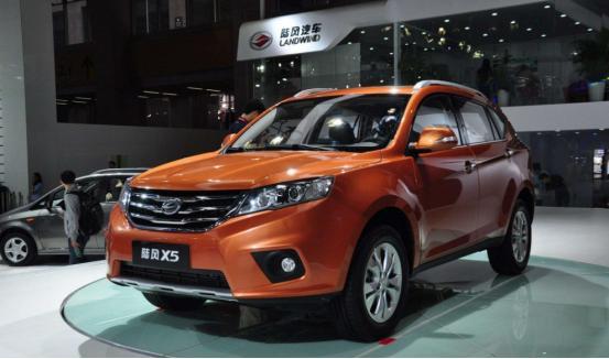 谁说国产SUV不行?8AT不输大众本田,搭载三菱发动机只卖7万起