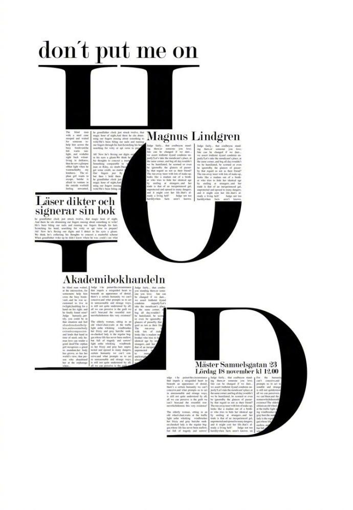 帅气的目标分割版式设计奋斗字体字母如果设计图片