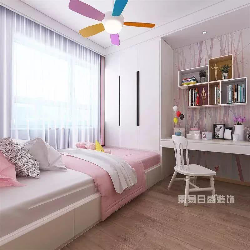 节省空间的儿童房设计图展示图片