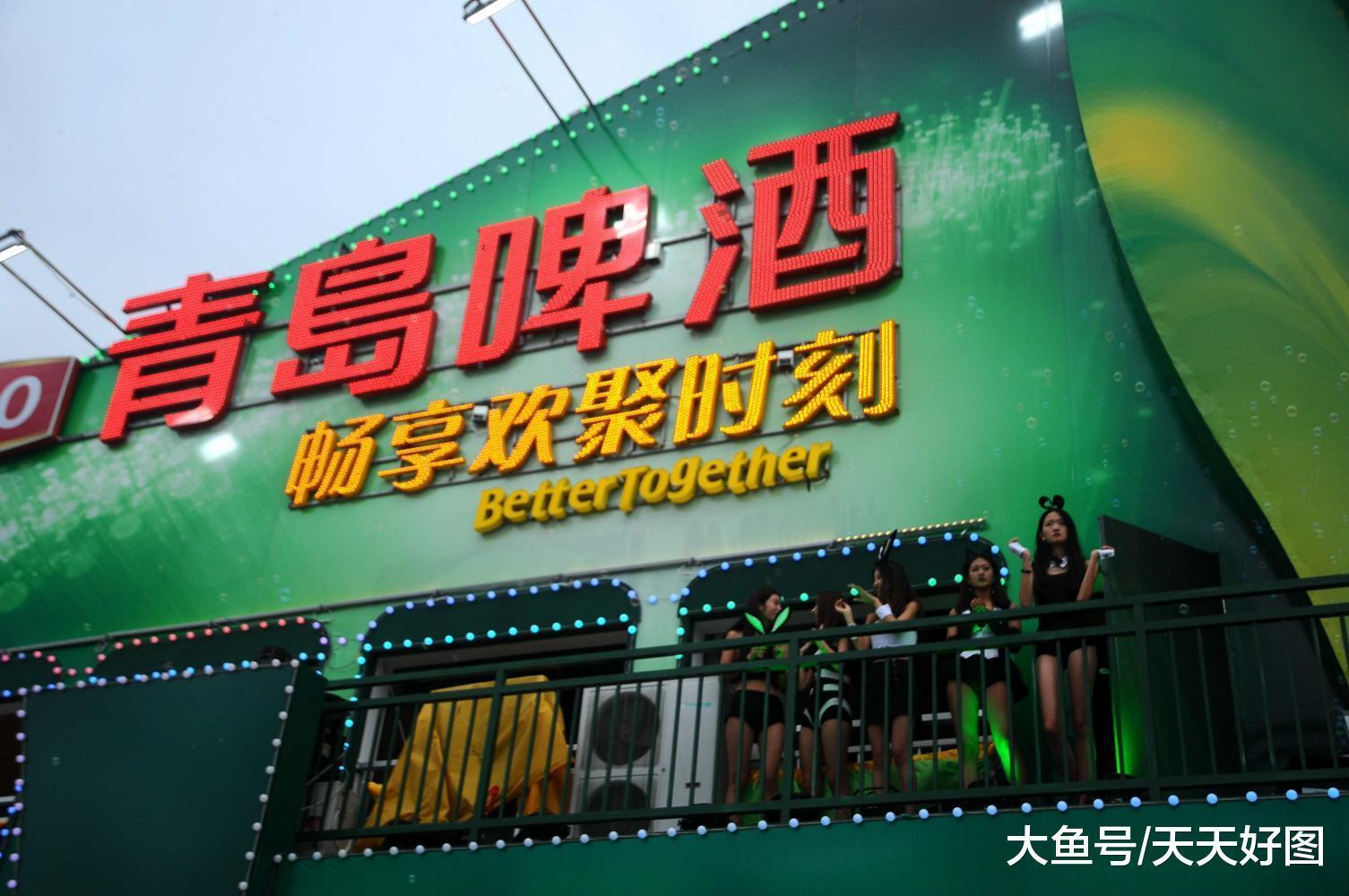 """2018青岛啤酒节""""开哈"""" 跨海大桥双向免费 走海底隧道"""