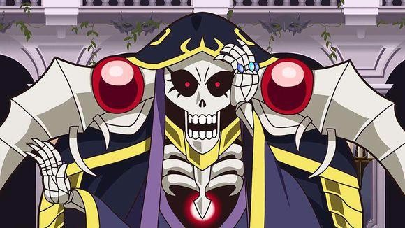 overlord:骨傲天自曝人类形象 虽不是无稽之谈 感觉还是骨头更帅图片