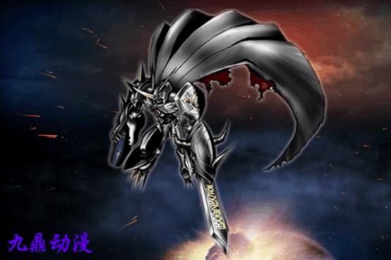 奥米加兽到目前为止有多少种形态? 它是皇家骑士中形态最多的