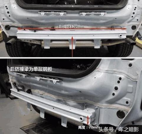 哈弗H6全身解体,拆开后一目了然,网友:这就是国产车的做工?