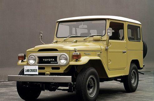 丰田fj40真心越野,越野车的经典,老车也能改装出青春活力