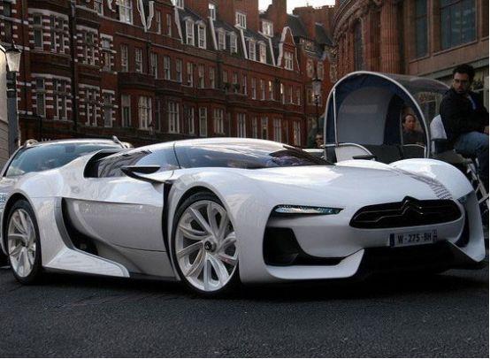 奥迪E-Tron Vision GT领衔!电子游戏中的超级跑车