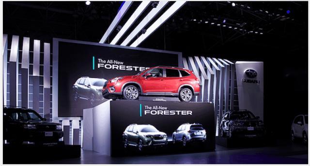 三年后斯巴鲁森林人Subaru Forester纯电动车有望!