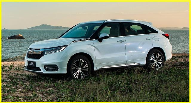本田首款中型SUV,轴距超2米8途观L都没法比 20万可享Q5L般感受