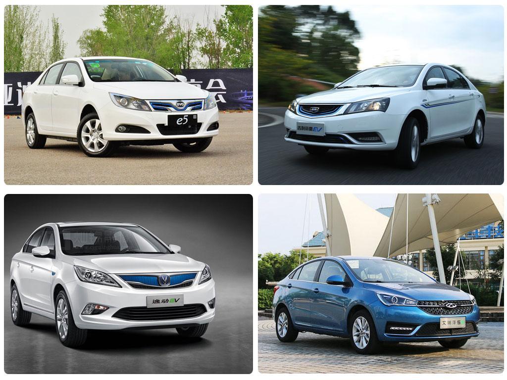 比帝豪EV便宜3万元/续航315km 最便宜的紧凑型电动车将上市