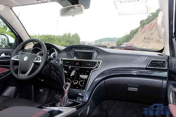 售13.88-15.18万元 东风御风P16自动挡车型上市