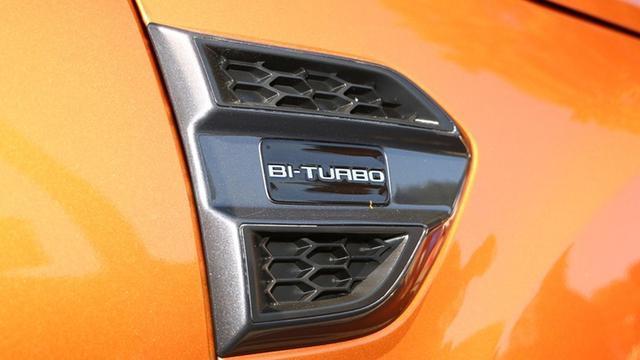 小改款皮卡福特Ranger,拥有四缸柴油双涡轮引擎