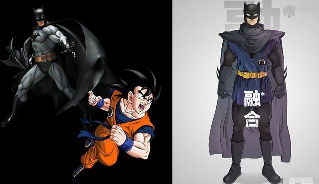 当漫威与dc的超级英雄互相融合,蜘蛛侠和超人合体后真
