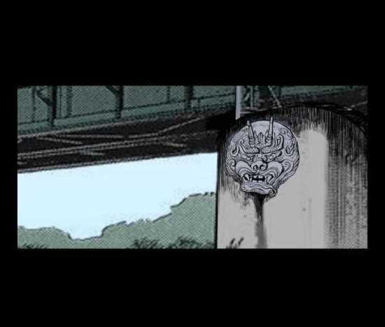 恐怖奶酪《陷阱》你听说过打生桩桥基韩国漫画漫画图片