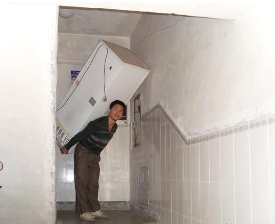 搬家时,冰箱搬运切记五大注意事项