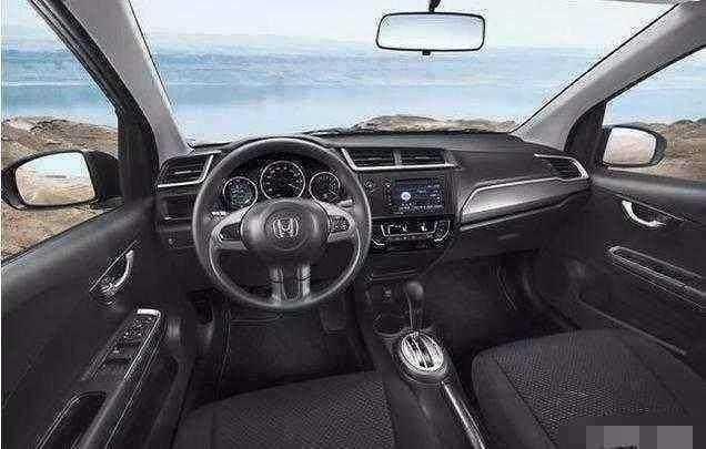 本田全新7座SUV本田BR-V霸气来袭, 售价8万, 颜值高!