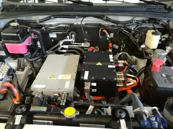 基于帅铃T6打造 帅铃i3-T330纯电动物流车亮相