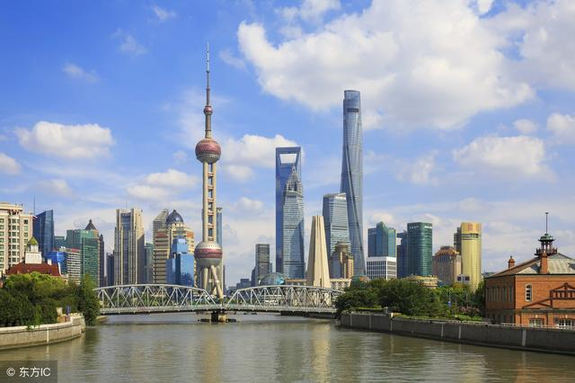 都是亚洲数一数二的城市,北京、上海、东京、