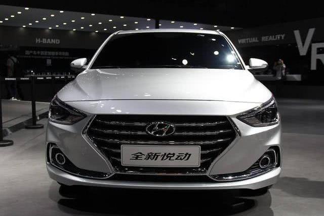 北京现代悦动降价1万元,搭载1.6发动机