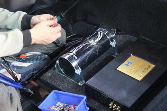 上海澳达龙给你殿堂级的汽车音响世界 为你的爱车添光加彩
