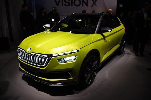 大众再次放大招了!硬朗的外表,动感的内饰,一款环保的小型SUV