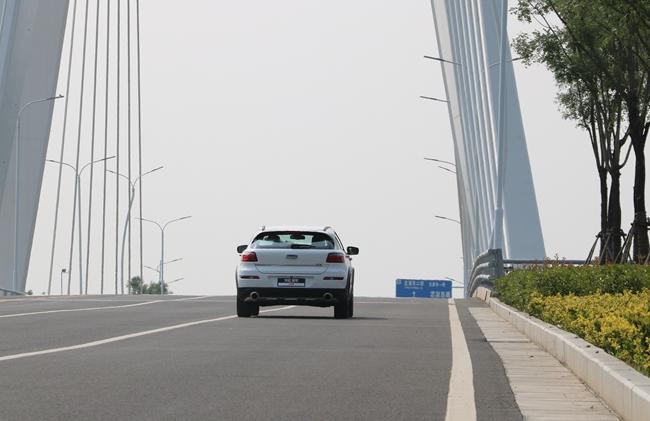 处处是风景 试驾观致3都市SUV 1.6T