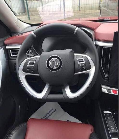 东风终于爆发!全新SUV配1.6T宝马动力,车内两块大屏,9万值了