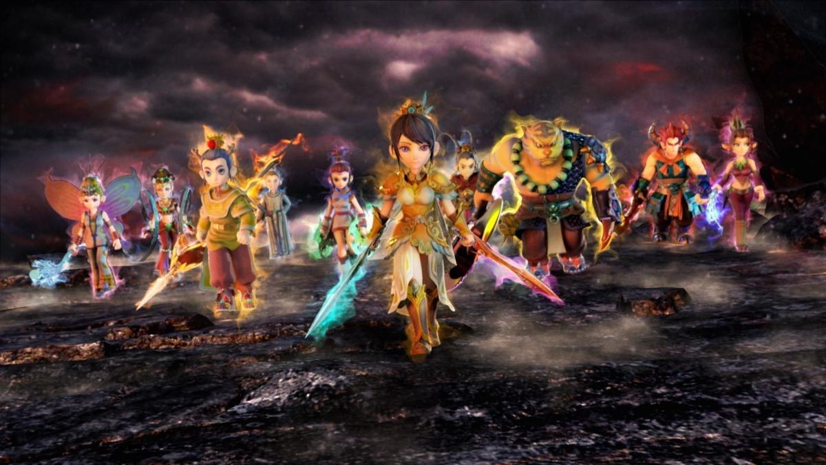 梦幻西游:花果山五庄观对比,它会成为新一代挂机之王吗