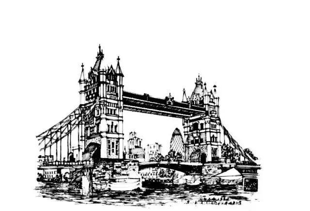 让法国的卢浮宫 享誉世界 埃菲尔铁塔 总高324米镂空结构铁塔 设计师