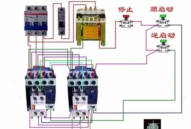 配电通 54种电动机电气控制电路接线图