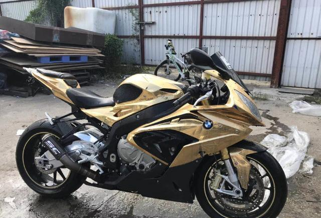 宝马、雅马哈、铃木,实拍二手摩托车市场里的大排量摩托!