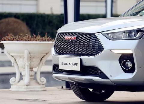 新DIS拥堵,新哈弗H6 Coupe用技术范征服油耗