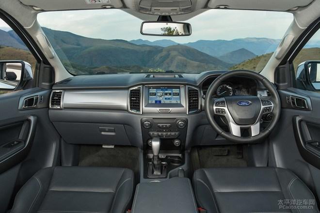 新款福特Everest将于七月面世 优化外观细节