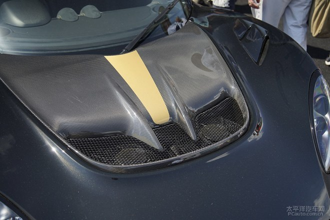 路特斯Exige Cup 430亮相古德伍德速度节 极速可达290km/h