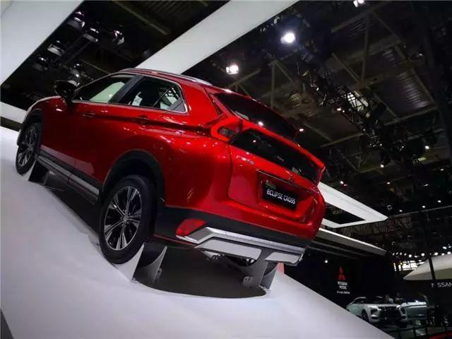 三菱王者归来,全新轿跑SUV,1.5T配四驱,还买什么途观!