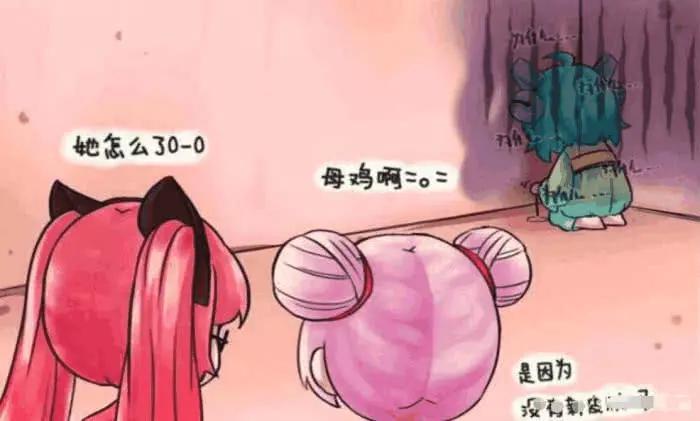 王者荣耀:当女英雄都变成q版之后,蔡文姬还是最惨的一