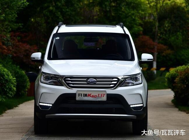 轴距近2米8的7座SUV, 搭载全景天窗, 不足6万