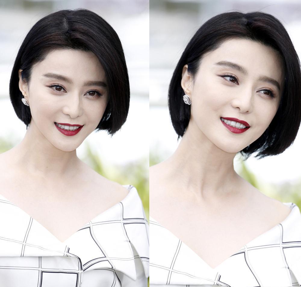 戛纳电影节,中国电影走向世界,不过她的另类最女星韩剧造型恐怖片图片