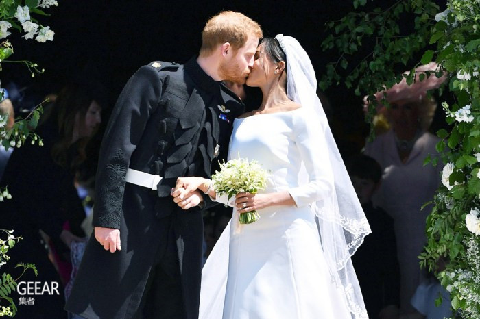 哈里王子与梅根王妃婚礼上的空座位并不是留给戴安娜