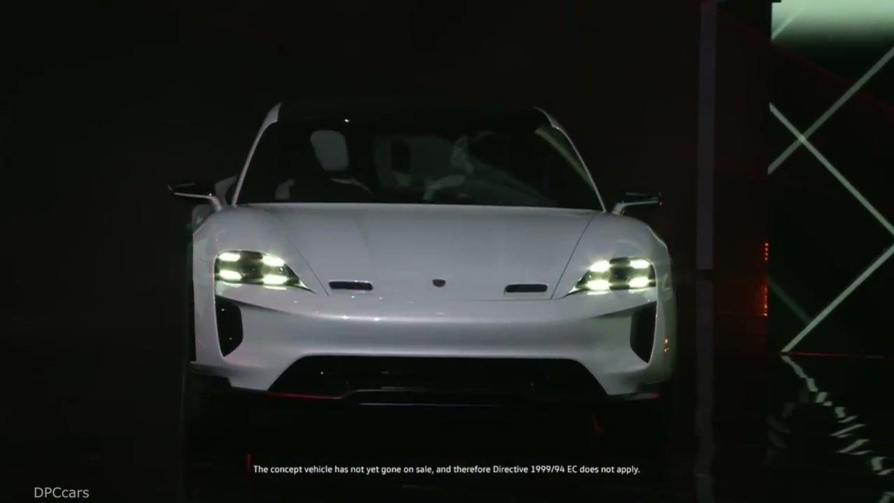 2018北京车展保时捷新能源 2018年北京车展之保时捷Mission ...