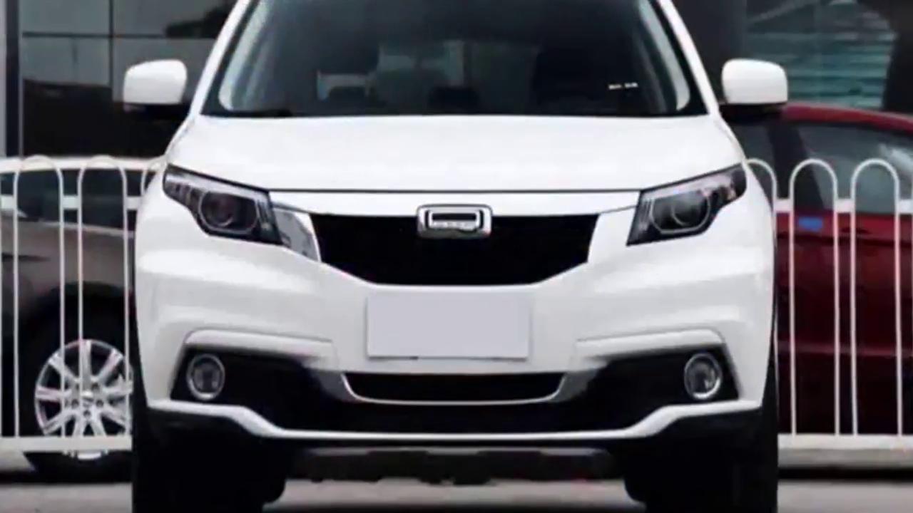 奇瑞终于造出了高端SUV一身德系范连内饰都和大众一个样